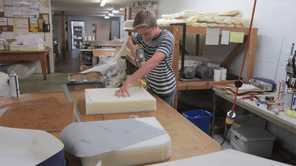 Our mattresses are built right here in the Pacific Northwest.