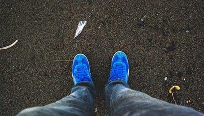 walking helps get a better night sleep