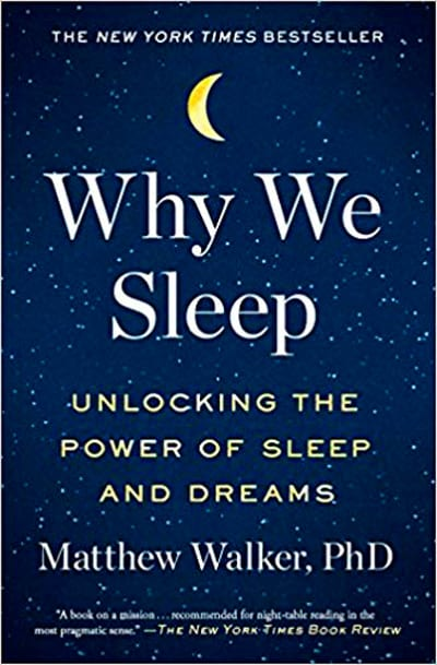 book why we sleep
